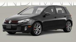 2014 Volkswagen GTI Driver's Edition Hatchback Sedan 4D