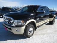2012 Ram Ram Pickup 3500 Laramie Longhorn