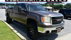 2008 GMC Sierra 2500HD SLE1