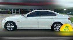 2014 BMW 5 Series 528i xDrive