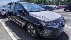 2022 Hyundai Ioniq Hybrid Limited