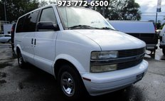 2001 Chevrolet Astro LT