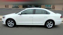 2013 Volkswagen Passat SE