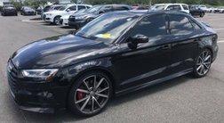 2017 Audi S3 2.0T quattro Premium Plus