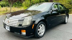 2007 Cadillac CTS Sedan 4D
