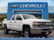 2016 Chevrolet Silverado 2500 WT