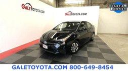 2016 Toyota Prius Three