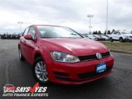 2015 Volkswagen Golf TSI S 4-Door
