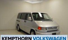 2002 Volkswagen EuroVan GLS