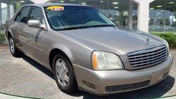 2003 Cadillac DeVille Base