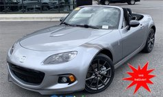 2015 Mazda MX-5 Miata Club
