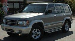 2001 Isuzu Trooper Limited