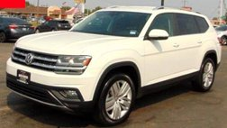 2019 Volkswagen Atlas SE with Technology