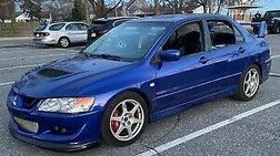2005 Mitsubishi Lancer Evolution EVOLUTION