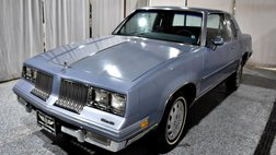 1984 Oldsmobile Cutlass Supreme Base