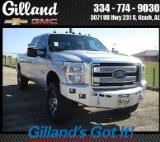 2015 Ford Super Duty F-350 Platinum