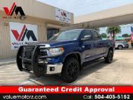 2015 Toyota Tundra SR5 5.7L V8 FFV Double Cab 4WD