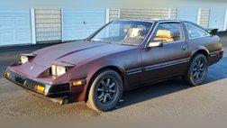 1985 Nissan 300ZX Base