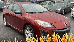 2010 Mazda MAZDA3 s Grand Touring