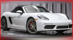 2017 Porsche 718 Boxster S