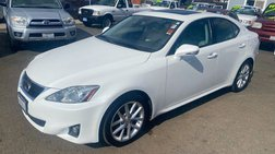 2011 Lexus IS 250 Base