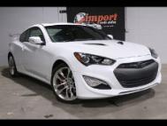 2016 Hyundai Genesis Coupe Ultimate