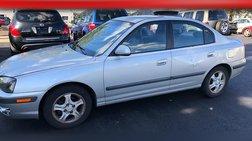 2005 Hyundai Elantra GLS