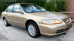 2001 Honda Accord LX