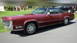 1968 Cadillac Eldorado ORIGINAL CLASSIC ELEGANT CRUISER