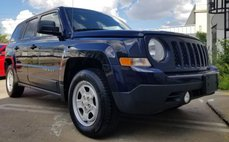 2014 Jeep Patriot Sport