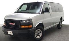 2018 GMC Savana Passenger LS 3500