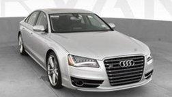2013 Audi S8 4.0T quattro
