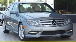 2011 Mercedes-Benz C-Class C 300 Luxury
