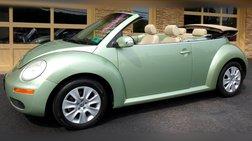 2009 Volkswagen New Beetle Base
