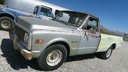 1971 Chevrolet  C20 350 4 SPEED CALIFORNIA TRUCK! CLEAN!!!