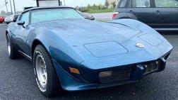 1978 Chevrolet Corvette 2D Coupe