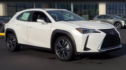 2021 Lexus UX 200 Base