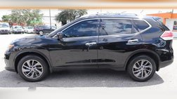 2016 Nissan Rogue SL FWD