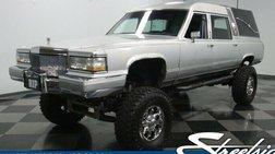 1990 Cadillac Brougham Hearse