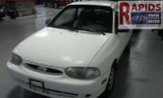 1997 Ford Aspire Base