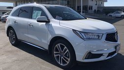 2018 Acura MDX w/Advance