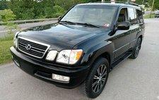 2000 Lexus LX 470 Base