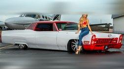 1968 Cadillac DeVille Coupe