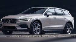 2021 Volvo V60 Cross Country T5