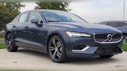 2022 Volvo S60 Recharge eAWD Inscription
