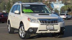 2013 Subaru Forester 2.5XT Touring