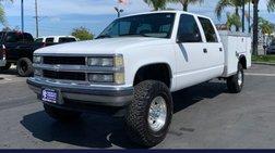 1998 Chevrolet C/K 3500 Base