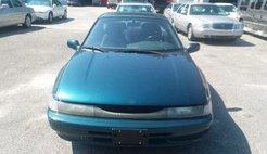 1992 Subaru SVX LS