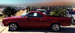 1985 Chevrolet El Camino Base