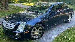 2007 Cadillac STS V6